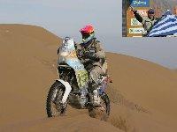 Ο Παγκόσμιος Πρωταθλητής Rally Dakar, Βασίλης Ορφανός προσκεκλημένος του Μ.Ο.Θ